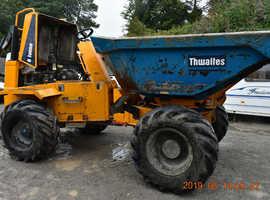 Thwaites 6 ton dumper 2011