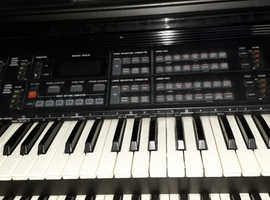 Gx 5 electric organ