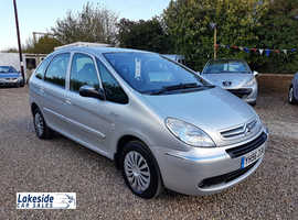Citroen Xsara Picasso HDI 1.6 Litre 5 Door MPV, Lovely Condition, Excellent Service History, New MOT