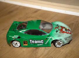 schumacher supastox gt12 Rolling chassis