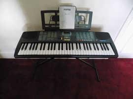 Beginners organ