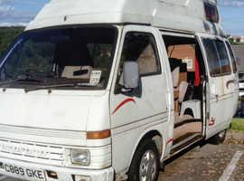 Bedford midi van rare campervan