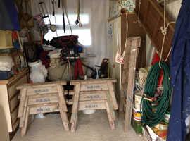 Builders Tressles , 2 ft high