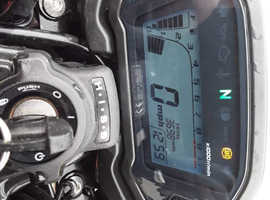 Immaculate Honda mature rider giving up riding not open to silly offers or test pilots.