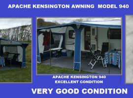 Caravan Awning 940cm Size 12 Kensington