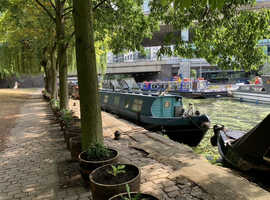Narrowboat for Sale in Central London