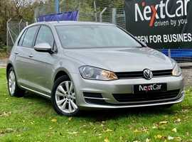 Volkswagen Golf 1.4 TSI BlueMotion Tech SE Only 1 Previous Keeper, Low Miles, Full Service History