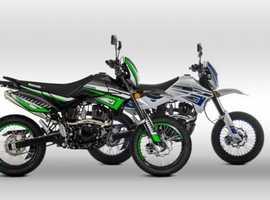 Lexmoto Adrenaline 125 EFI