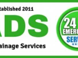 ADS 24/7 cost-effective drainage solutions for homes and businesses in and around Wiltshire.