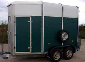 2006 Ifor Williams Green 505 Horse Trailer