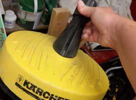 Karcher patio/decking cleaner head