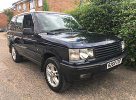 Range Rover Automatic 121,000 miles LIMITED EDITION ,YEARS MOT ,IN GREAT CONDITION 4 X 4