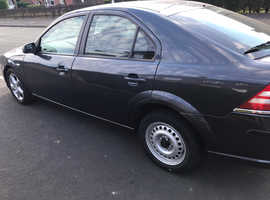 Ford Mondeo, 2007 (07) Grey Hatchback, Manual Petrol, 177,000 miles
