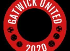 Gatwick United Football Club in Horley