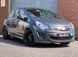 2014 Vauxhall Corsa 1.2 Limited Edition Stunning Low Mileage Example, with Full Service History....In a Superb Colour Combination