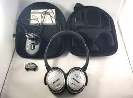 Genuine Bose QuietComfort 3 Noise Cancelling Wired Headphones