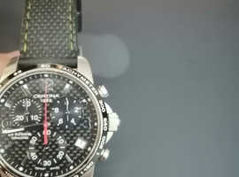 Certina DS Podium Precidrive Chronograph GMT . Condition is Used.