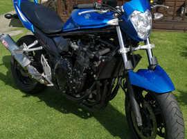 2013 Suzuki 650 bandit