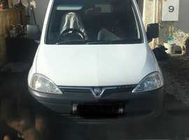 Vauxhall combi van 1.7 diesal