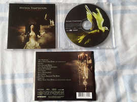 Within Temptation The Heart Of Everything My Indigo Ayreon My Favorite Scar Life Of Agony Ruud Jolie Heavy Metal CD