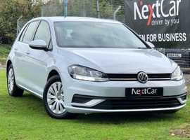 Volkswagen Golf 1.0 TSI BlueMotion Tech S Gorgeous Example in the Best Colour! £20 Road Tax!
