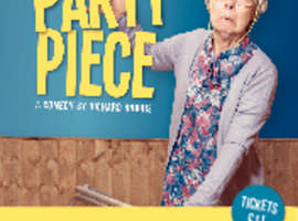 Party Piece - a fast-moving and very funny comedy play in Epsom this November!