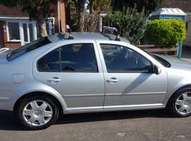 VW BORA 2.0L SPORT 2001 - SPARES OR REPAIRS
