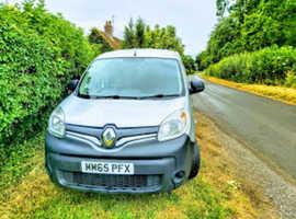 Lovely Renault Kangoo 1.5 diesel fully ply lined