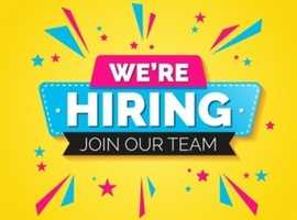 WE ARE HIRING MERE GREEN SUTTON COLDFIELD