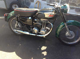 1960Matchless G80