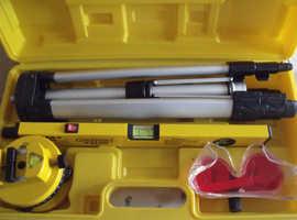 Rotating Laser Level Kit