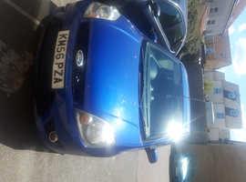 Ford Fiesta st 2006 (56) Blue Hatchback, Manual Petrol, 94,381 miles