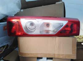 Citroen Dispatch rear light. See details