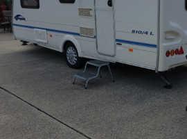 2005 bailey ranger 510/41 caravan