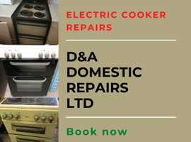 Electric cooker repairs