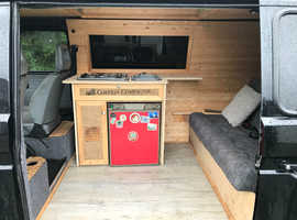 Vw type 25 campervan 1988