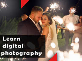 Want to Learn Digital Photography in Newport?