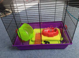 Cheep hamster cage