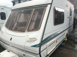 Two Berth Touring Caravan