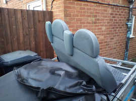 Ford transit bus seats
