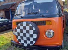 1979 VW T2 Late bay campervan