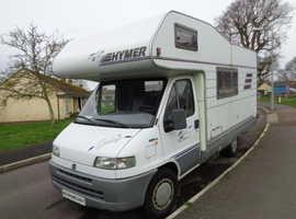 1997 Fiat Hymer C Camp 564
