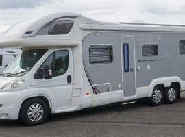 USED SWIFT KONTIKI 669