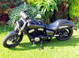 Honda VT750 C2B Shadow Black Spirit (TWINS!!!!!)