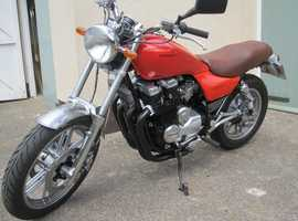 Honda Nighthawk 650 Tracker