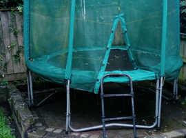 8' trampoline