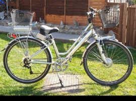 Powabyke Unisex electric bike