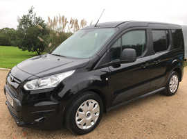 2016 Ford Tourneo Connect FREEDOM RE Wheelchair Accessible Disabled WAV 20K Miles