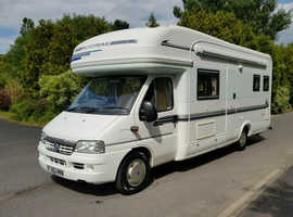 AUTO-TRAIL DAKOTA SE 4 BERTH 38K MILES