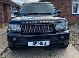 Land Rover Range Rover Sport, 2006 (56) Black Estate, Automatic Diesel, 150,000 miles